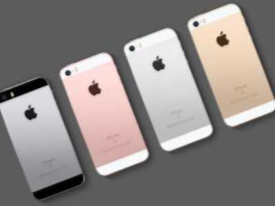 黑色高颜值小屏手机 iPhone SE2带着双面玻璃来了