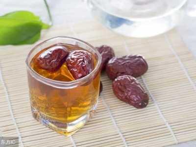 红枣的作用 常用红枣泡水喝有4大好处