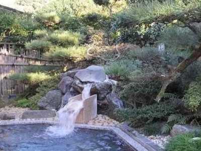日本と温泉 日本男女混浴温泉真能看到女性的XX吗