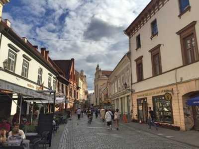 立陶宛首都 波罗的海三国游记