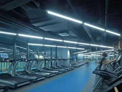 开空调骑磁控健身车能减肥吗 节能健身房用磁控健身车哪家好节能有效