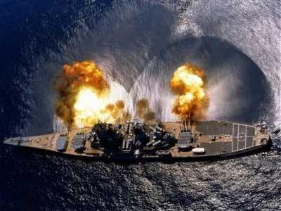 世界上最后一艘战列舰 史上最后一艘战列舰的一生