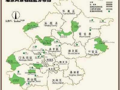 北京旅游景点乘车路线 北京旅游景点路线