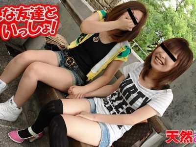 さや&三春10musume系列番号10musume-121509_01封面 さや&三春最新番号封面